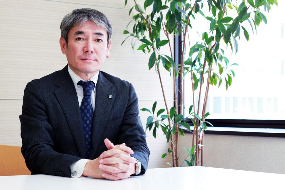 写真:代表取締役 加藤守